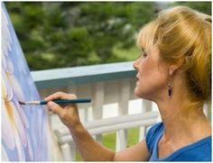 Free Advanced Watercolor Lessons - Teach yourself new watercolor methods and…