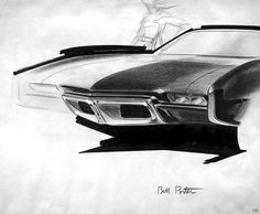 Musings about cars, design, history and culture - Automobiliac - The Perfect Design Sketch Car Design Sketch, Car Sketch, Colani Design, Automobile, Industrial Design Sketch, Car Illustration, Futuristic Cars, Car Drawings, Us Cars