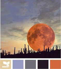 Harvest Moon Palette