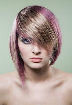 Loving hair, loving colors!!!
