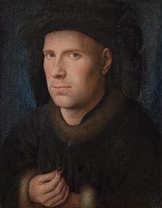 1436 datiert, Künstler:Jan van Eyck, , Kunsthistorisches Museum Wien, Gemäldegalerie