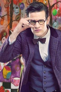 The Doctor    *swoon*