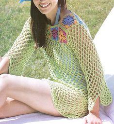 Ravelry: Túnica Crochet, por Doris Chan