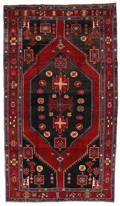 Tuyserkan - Hamadan Persialainen matto 296x168