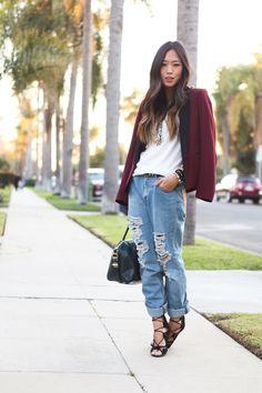 El #PoloBlanco es un #básico de nuestro #closet! Mira todas las combinaciones aquí http://fashionbloggers.pe/natalie-natal/un-basico-en-nuestro-closet-white-t-shirt