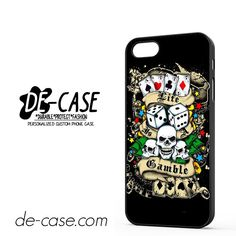 Ed Hardy Gamble Tattoo DEAL-3798 Apple Phonecase Cover For Iphone SE