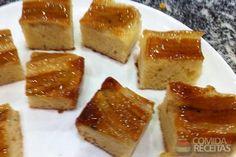Receita de Torta de banana com caramelo em receitas de tortas doces, veja essa e outras receitas aqui!