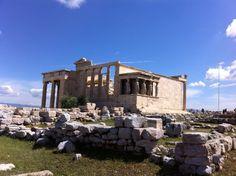 Atenas, Erecteion.