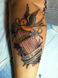 I almost like this more than my birdcage tattoo.