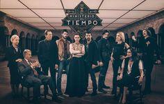 Vuelve 'El Ministerio del Tiempo' en su segunda temporada / @eldiarioes | #scifi