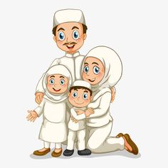 Here you find the best free Muslim Family Clipart Free collection. You can use these free Muslim Family Clipart Free for your websites, documents or presentations. Couple Musulman, Cute Couple Art, Family Clipart, Family Vector, Family Illustration, Character Illustration, Tree Illustration, Couple Cartoon, Cartoon Kids
