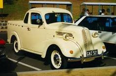 An Australian Ute/utility they were never made for the UK market sadly, only Australia and South Africa I believe