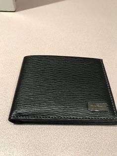 f6e6513214d54b Salvatore Ferragamo mens wallet Trifold Black #fashion #clothing #shoes  #accessories #womensaccessories