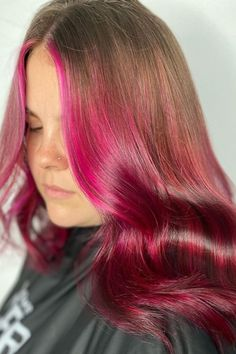 Can we just appreciate the blend 👏 @cutthroatcaity used Virgin Pink 💕#AFvirginpink Hair Color Pink, Pink Hair, Semi Permanent Hair Dye, Arctic Fox Hair Color, How To Lighten Hair, Bright Hair, Light Brown Hair, Free Hair, Pink Aesthetic