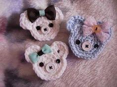 Irresistible Crochet a Doll Ideas. Radiant Crochet a Doll Ideas. Crochet Bear, Love Crochet, Crochet Motif, Crochet Animals, Crochet Dolls, Crochet Flowers, Crochet Stitches, Crochet Appliques, Applique Patterns