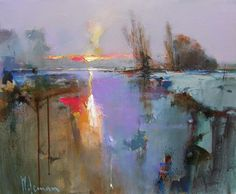 Pintura de Peter Wileman