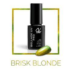 Gellack UV Pro - 195 Brisk Blonde