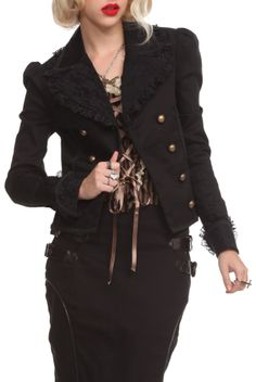 Spin Doctor Lucille Jacket | Hot Topic