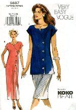 Sewing Patterns,Vintage,Out of Print,Retro,Vogue Simplicity McCall's,Over 7000 - Vogue 1990's to current