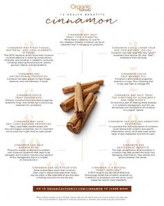 13 Health Benefits of Cinnamon – Functional Food Pantry Staple? 13 Health Benefits of Cinnamon – Functional Food Pantry Staple? Calendula Benefits, Lemon Benefits, Matcha Benefits, Tea Benefits, Cinnamon Health Benefits, Coconut Health Benefits, Tomato Nutrition, Nutrition Store, Food Nutrition
