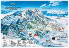 snow ski - Crested Butte, Colorado