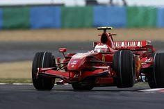 Kimi Raikkonen  Ferrari 2007