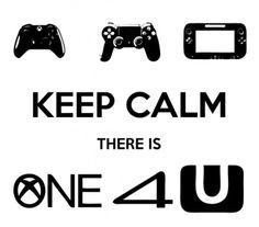 Keep calm & there is one 4 u via Reddit user Leahrrr