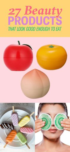 27 Food-Related Beauty Products That Basically Look Good Enough To Eat We hope you love the products Just So You Know, That Look, Things To Buy, Girly Things, Good Enough To Eat, Skin Food, Beauty Junkie, Beauty Products, Body Products