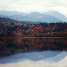 Autumn Reflection  #landscapephotography #autumn #reflection