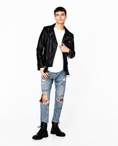 ZARA - MAN - SLIM FIT JEANS