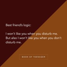 Book Of Teenager ( Friend Love Quotes, Besties Quotes, True Quotes, Funny Quotes, Teenage Love Quotes, Girly Quotes, Guy Friendship Quotes, Funny Friendship, Frases