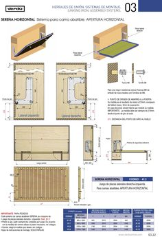 "Check out our internet site for more info on ""murphy bed diy"". It is an outstanding spot to find out more. Cama Murphy, Murphy Bed Desk, Best Murphy Bed, Murphy Bed Plans, Folding Furniture, Folding Beds, Multifunctional Furniture, Smart Furniture, Furniture Design"