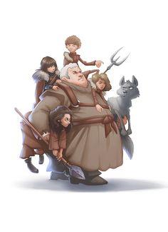 Hodorhodorhodor by jo-nah.deviantart.com on @deviantART