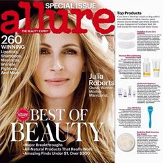 """Not 1, but 5 of our Rodan+Fields products made it to the list of """"Top Products"""" in Allure! See? I'm not the only one who says so! Our Unblemish for acne is the #1 in prestigious skincare - what are you waiting for? Let me know how I can help you get the best skin of your life!"""