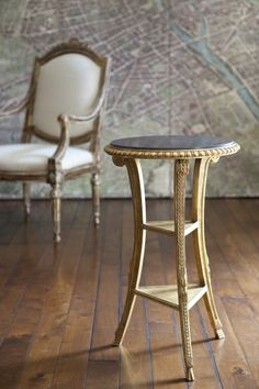 Bolzano Side Table by @ebanistacollect from Collection Ten