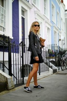 Adidas Gazelle Looks Street Style Bloggers 2