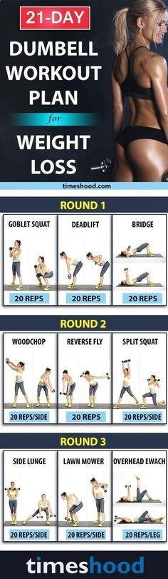 Easy Yoga Workout - How to lose 10 pounds in 3 weeks? Practice dumbbell workout plan for fast weight loss. Follow diet and workout plan for 21 days. Easy to follow weight loss tips for beginners. Fast weight loss. Lose 10 pounds in 3 weeks. 3 weeks weight loss challenge. Get flat tummy in 21 days. Lose weight easy tips. #lose10poundsinweek Get your sexiest body ever without,crunches,cardio,or ever setting foot in a gym