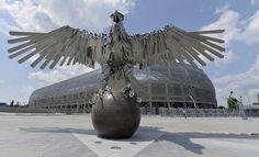 Budapest -a Symbol Of A Hungarian Football Team