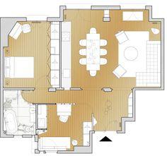 Appartement 75 M² - Paris 15e - Picture gallery