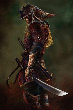 samurai warrior | Tumblr