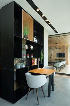 View the full picture gallery of Regus Business Center Office Interior Design, Office Interiors, Shelf System, Business Centre, Living Spaces, Indoor, Shelves, House Design, Gallery