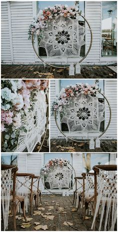 40 Stunning Macrame Wedding Ideas To DIY or Buy in 2020! » Paper + Lace