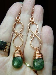 Copper Bellus Earrings