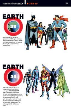 Earth 38 & 39