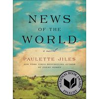 News of the World by Paulette Jiles - Captain Kidd, an elderly newsreader travels the wilds and lawless lands of post Civil WarTexas sharing the wonders of the world to groups through public readings of stories from global newspapers.  Asked by a friend to return a ten year old Kiowa captive to her family in southern Texas the Captain reluctantly accepts.  A story with a hint of John Wayne in True Grit.  Unusually written dialogue.  1/17