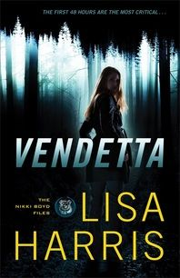 Giveaway at MontanaMade: Vendetta by Lisa Harris #BookGiveaway