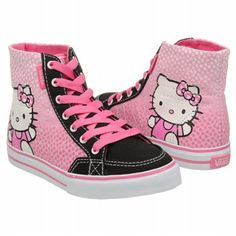 526b22f1022b 7 Best Hello kitty vans images