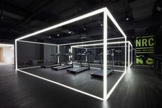 Coinciding with the 2015 World  Athletic Championships in Beijing, the sports brand Nike presented a new project in the capital of China, in which thousands of people will live a unique training experience. A new study of high performance with advanced technology and innovative design, all wit
