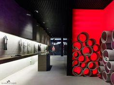 Resultado de imagen para diseños de interiores almacen de materiales de construccion