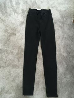 Bnwt Girls / Women's Next Black High Wasted Skinny Jeans Size Bnwt Girls / Women's Next Black High Wasted Skinny Jeans Size 8 Bnwt Womens/Girls Next Black High Wasted Skinny Jeans Size 8 Next Ladies/Womens Black Trousers/Jeans Size 8 Regular Green Skinny Jeans, Skinny Legs, Skinny Girls, Black Trousers, How To Stretch Boots, Stretch Jeans, Sequin Jeans, Black Skinnies